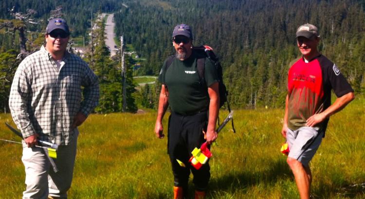Eaglecrest Mountain Bike Trail