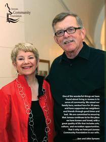Ann and John Symons