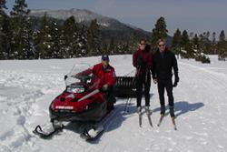Juneau Nordic Ski Track