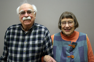 Jean and George Rogers