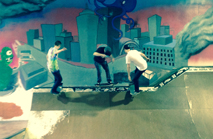 Pipeline Skate Park Special Project