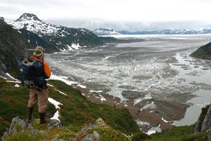Brady Glacier - North of Inian Islands